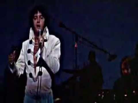 Elvis Presley-Yesterday(Elvis sings The Beatles hit)   with lyrics