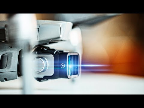 ANAMORPHIC DRONE LENS?!? - A Cinematic Monster thumbnail