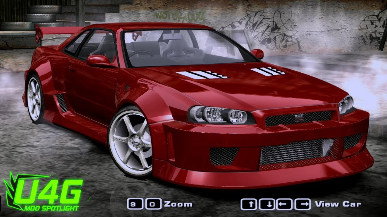 Nissan skyline r34 need for speed most wanted 2005 mod spotlight nissan skyline r34 need for speed most wanted 2005 mod spotlight vanachro Choice Image