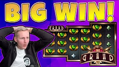 BIG WIN!!! The Grand BIG WIN - Online Slot from CasinoDaddy