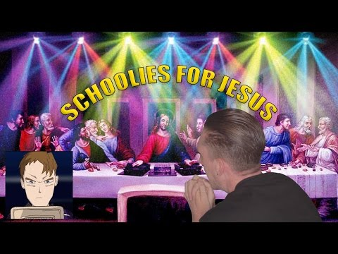 Schoolies For Jesus (The Power of Pingas) -- LewReview