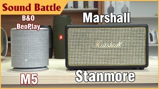 B&O Beoplay M5 vs Marshall…