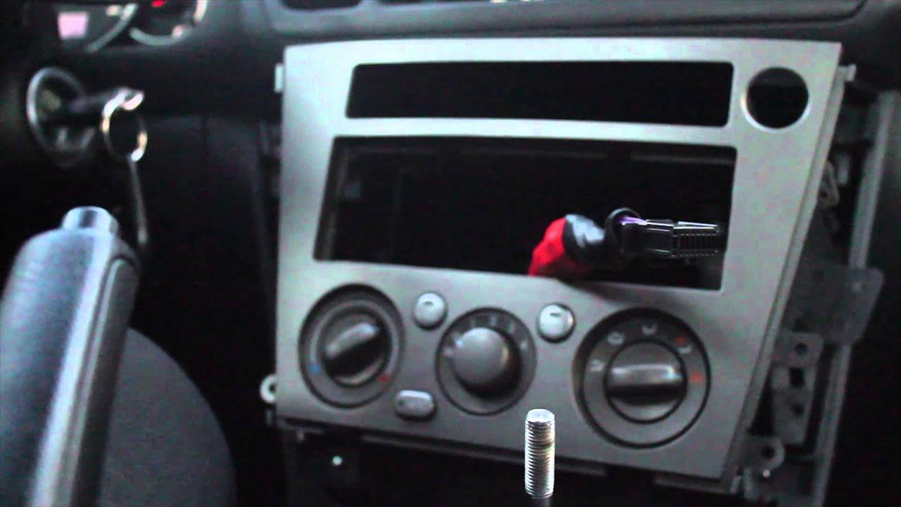 2010 Subaru Legacy Radio Wiring Diagram 2005 2009 Subaru Legacy Outback Complete After Market