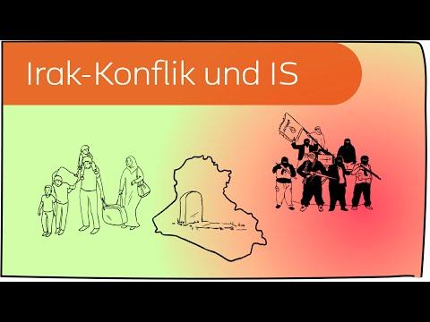 Irak-Konflikt und IS in 3 Minuten erklärt
