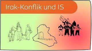 Erklärvideo zum Irak-Konflikt und ISIS / IS (explain-it Erklärvideos)