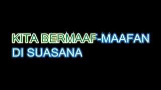 Sharifah Aini - Suasana Hari Raya - Karaoke (minus one + lyrics)