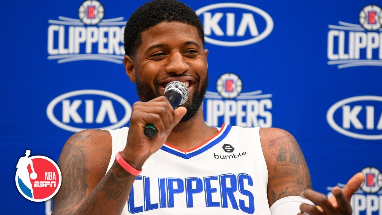 Clippers' Paul George to make season debut on road against ...