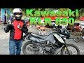 Review Kawasaki KLR 650