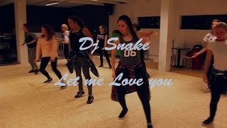 "Dj Snake ft. Justin Bieber ""Let me Love you"" Choreography"