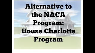 Alternative to NACA: House Charlotte Program | Buying a Home in Charlotte