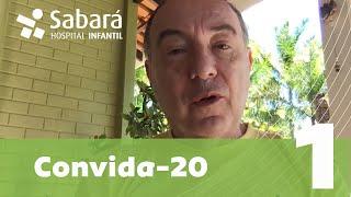Sobre o Projeto Convida-20 | CONVIDA-20 | Dr Mauro Fisberg