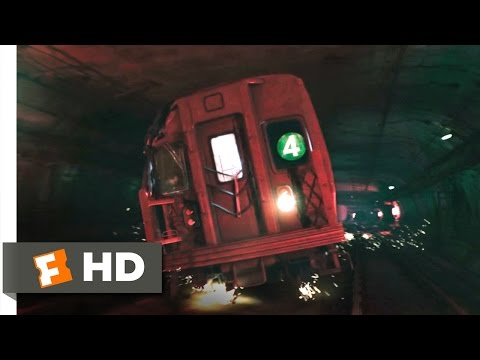 Knowing (4/10) Movie CLIP - Subway Hell (2009) HD
