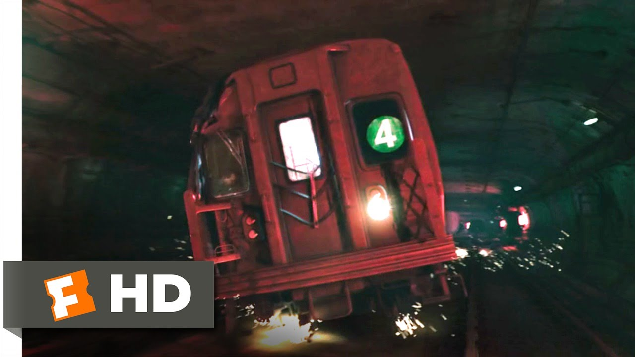 Knowing 4 10 Movie Clip Subway Hell 2009 Hd