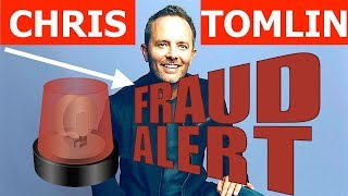 Chris Tomlin DENIES JESUS CHRIST!