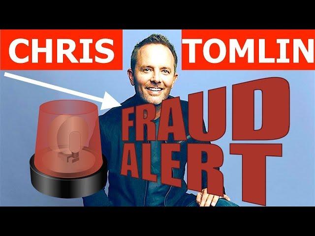 Chris Tomlin DENIES JESUS CHRIST!
