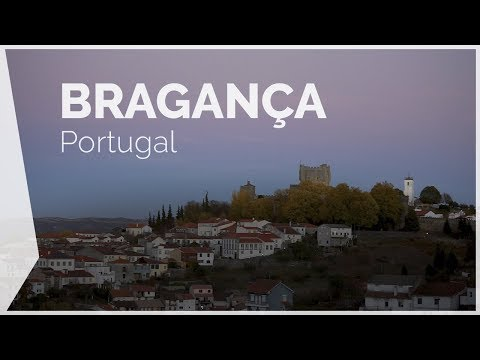 PELAS RUAS DE BRAGANÇA - Portugal | Meio Cheio