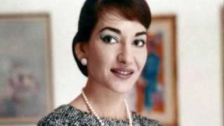 Maria Callas. I Lombardi. G. Verdi. O Madre, dal cielo soccorri. (Act II)
