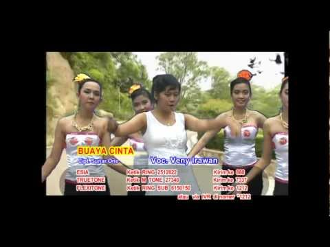 Buaya Cinta - Veny Irawan (Official Video Clip)