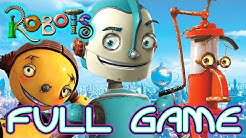Robots FULL GAME Longplay Walkthrough (PS2, XBOX, PC, Gamecube)