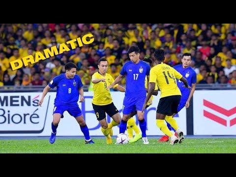 Thailand vs Malaysia PES2019