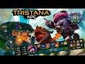TRISTANA ADC S8 | Runas y objetos (Gameplay)