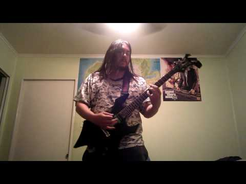 Old Man's Child - Enslaved an Condemned guitar cover.