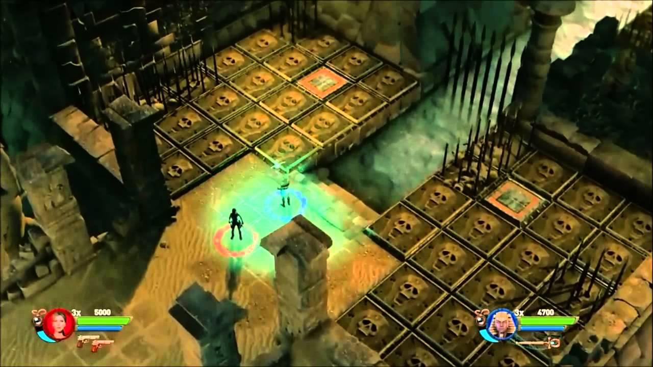 lara croft and the temple of osiris matchmaking