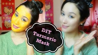 How To Get Clear Bright Skin ♥ Diy Facemask - All Natural