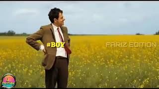 Girl Friend Was Typing The Reply | Mr Bean Version WhatsApp Status