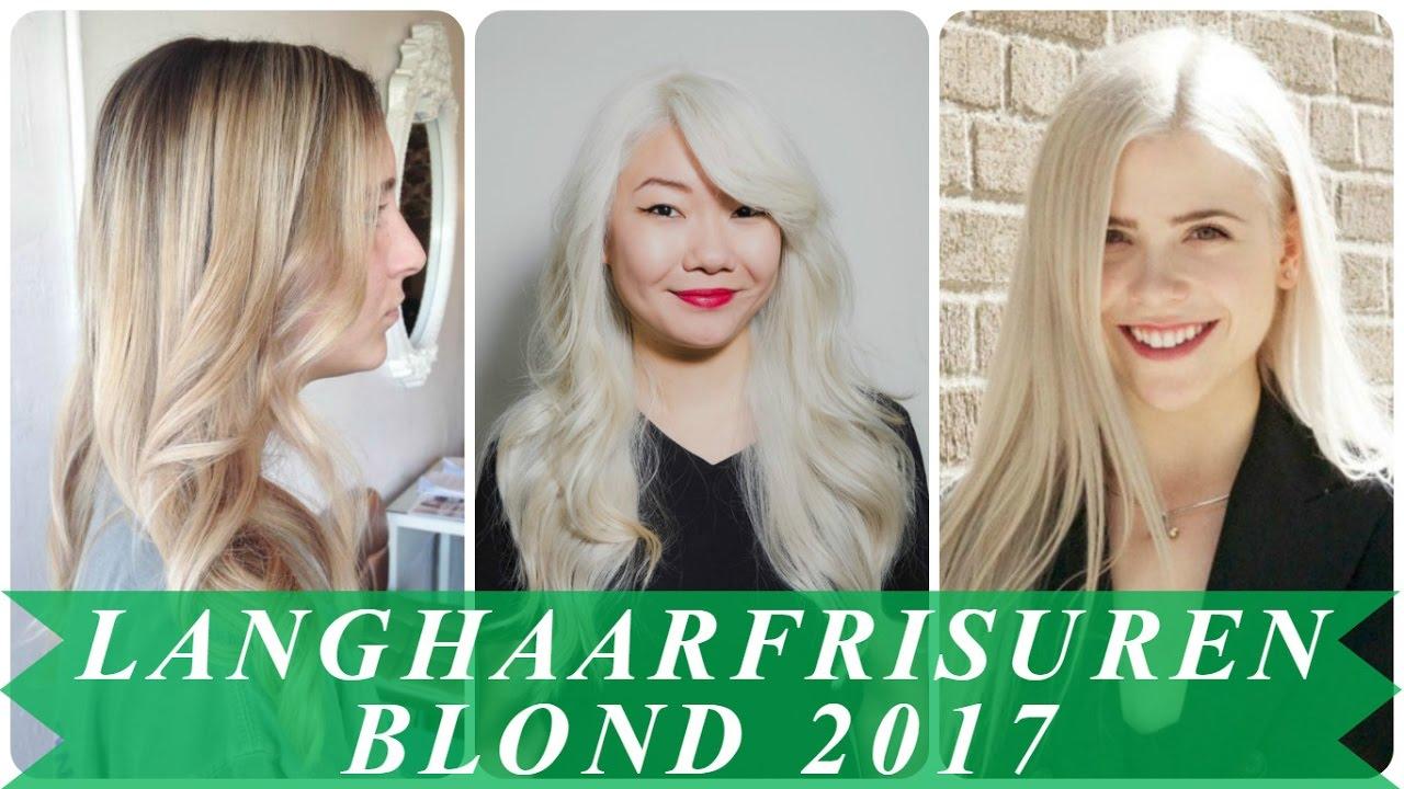 beste langhaarfrisuren blond 2017 damen youtube. Black Bedroom Furniture Sets. Home Design Ideas
