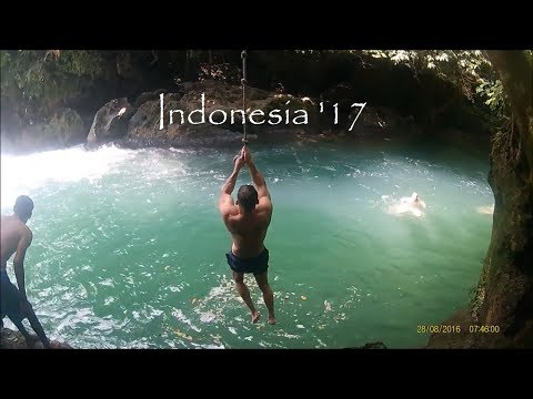Indonesia '17 - Backpacking around Java,  Bali, Lombok and Flores