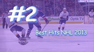 The Best NHL| Hits - Лучшие силовые приемы NHL 2013 | #2(, 2014-02-04T09:01:50.000Z)