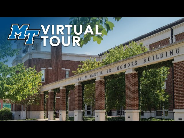 University Honors College | MTSU Virtual Campus Tour