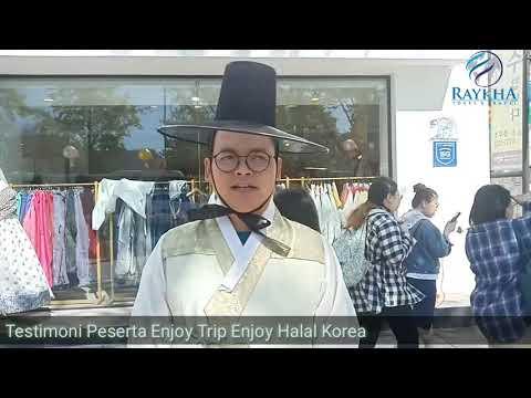 Raykha Tour - Testimoni Peserta Trip Korea 2019.