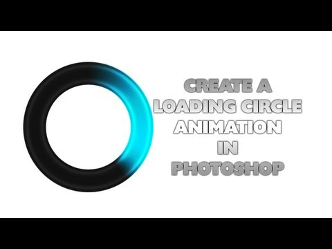 Photoshop Tutorial: How to Create a 'Loading Circle ...