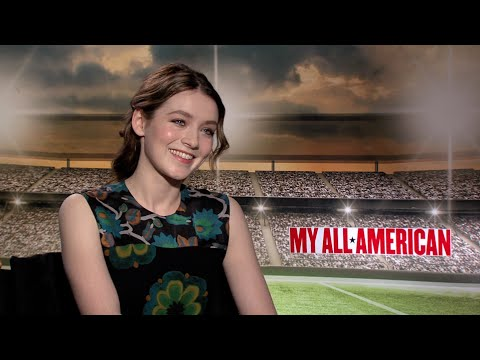 Sarah Bolger Talks