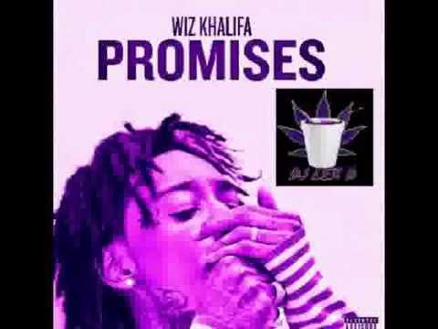 Wiz Khalifa - Promises (SLOWED AND CHOPPED)