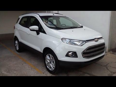 """Ford Ecosport AT Titanium 4x2 """"21 Razones para Escogerla"""""""