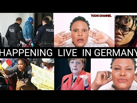 Download HAPPENING  NOW IN GERMANY  MASSIVE  DÉP0RTATION  OF NIGERIA/ AFRICA SINGLE MOTHERS IN GERMANY
