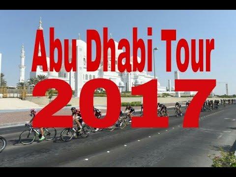 City tour of Abu Dhabi 2017