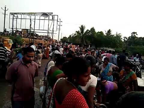 Sunday Market Matlapalem
