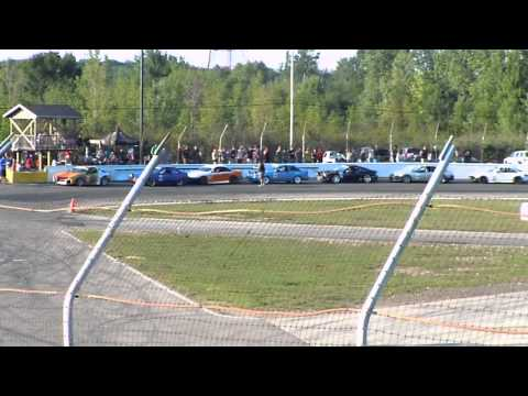 Drift Effect 2011 Qualifiers! Huge Tandem run at Lake County Speedway [Ohio]