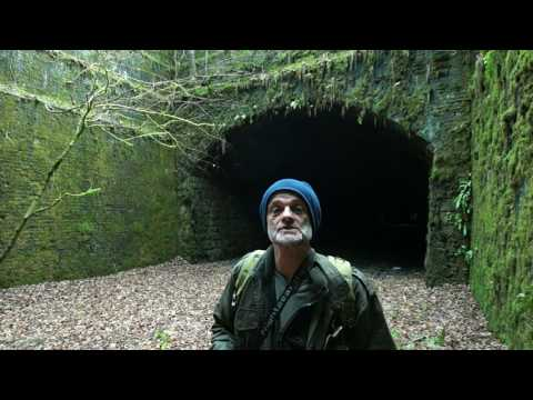 Haddon Hall Railway Tunnel Exploration