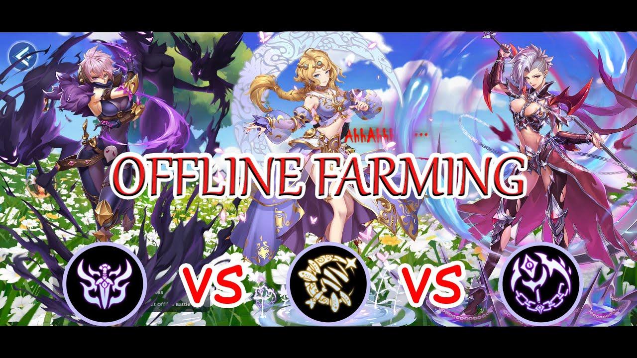 Download Phantom Dancer vs Blade Soul vs Luna Danseuse Offline Farming Comodo Map