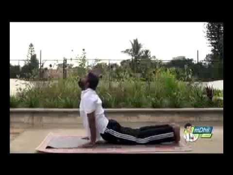 yoga surya namaskar asana in 12 steps  malayalam  youtube