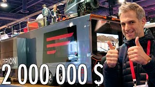 Le Camping Car à 2 000 000 $ : Furrion Elysium