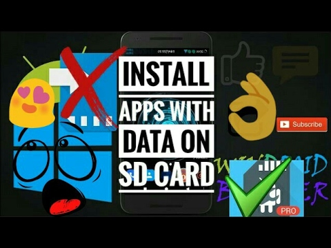 How To Partition SD Card And Move/Link Apps(With Data) To SD Card [ROOT]