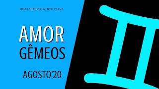 GÊMEOS Agosto 2020 | Tudo sobre AMOR Tarot