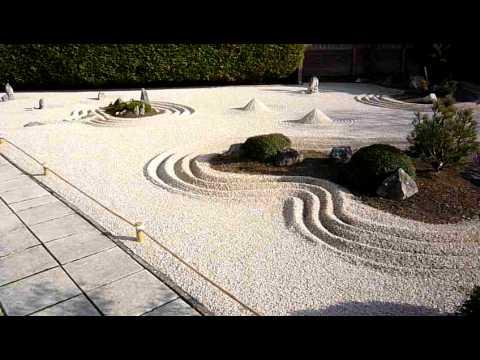 Jardin zen youtube - Jardines japoneses zen ...