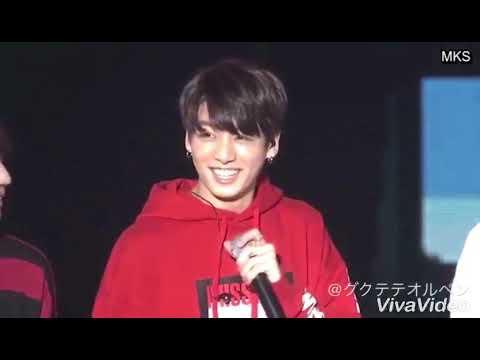 【防弾少年団】ジョングクのかわいい動画